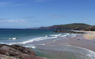 Visit Sandwood Bay